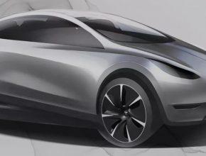 elektromobil tesla Model 2