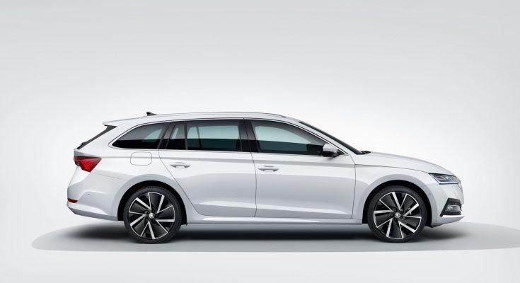 Škoda Octavia iV plug-in hybrid