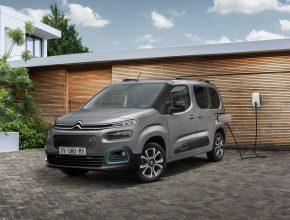 Cena elektromobilu Citroën ë-Berlingo v největší a nejvybavenější verzi XL Fell Pack je 880 000 Kč včetně DPH (akční ceník).
