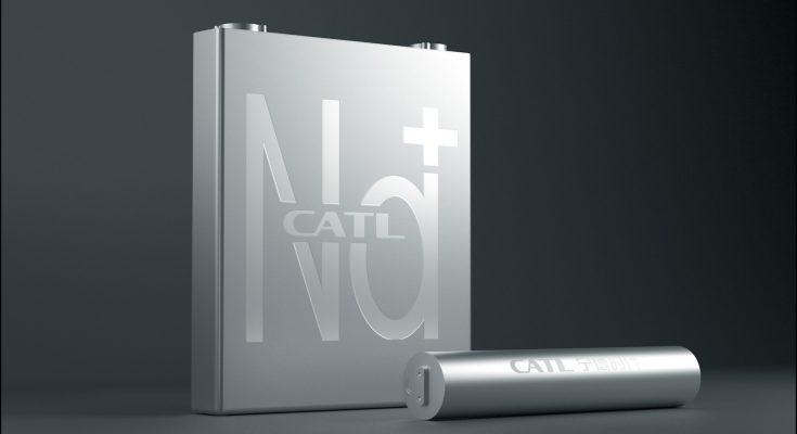 Čínská společnost CATL nedávno představila sodíkovo-iontové baterie. Energetická hustota je 160 Wh/kg, což je pod průměrem dnešních běžných li-ion baterií. Výhodou je ale schopnost dosáhnout 80 % nabití během 15 minut za pokojové teploty. foto: CATL