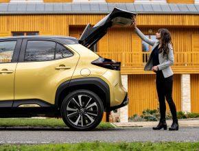 Nová Toyota Yaris Cross, které se zatím za letošek v Evropě prodalo 4491 kusů, z toho 4410 hybridů. foto: Toyota