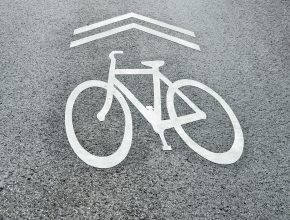 cyklostezky znak kolo jízdní