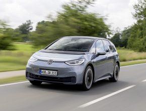 Elektromobil Volkswagen ID.3 dnes po počátečních problémech patří k nejprodávanějším elektromobilům na evropském trhu. foto: Volkswagen