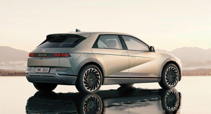 Elektromobil Hyundai Ioniq 5. foto: Hyundai